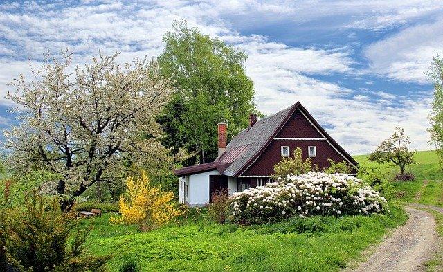 maison avec assurance habitation